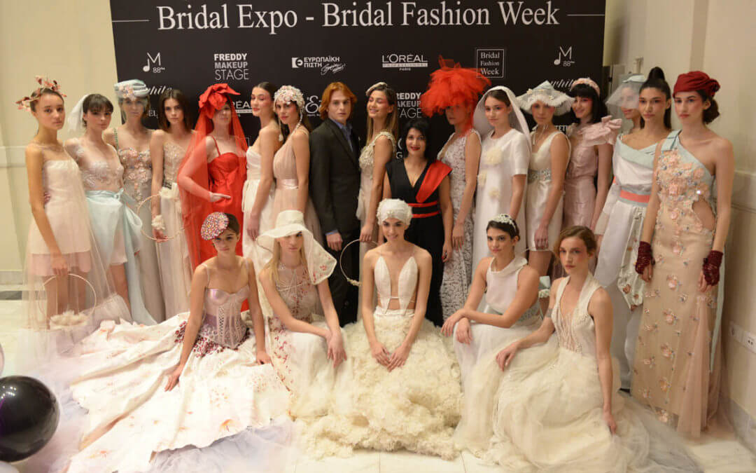 BRIDAL  FASHION WEEK 2020